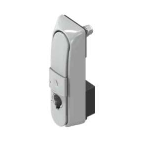 Поворотно-откидная ручка Outdoor с RC2, механическая или электромеханическая разблокировка